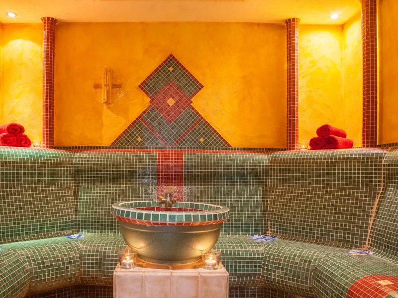 Hotel Kammweg Sauna