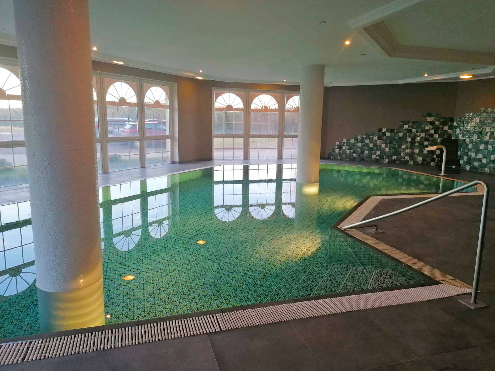 Hotel Kammweg Schwimmbad