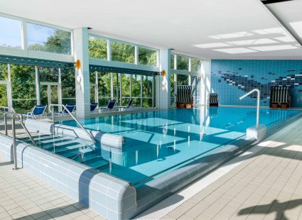 Hotel Schwarzwald indoor Pool