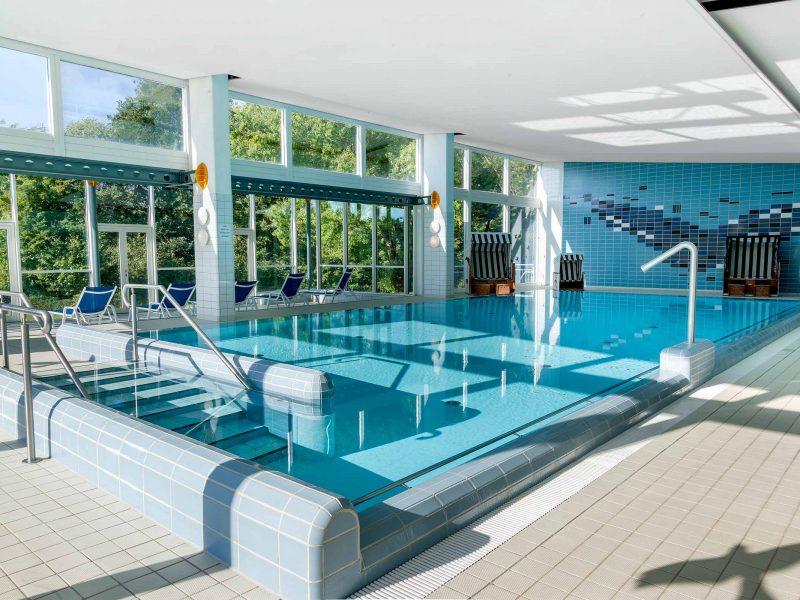 Hotel Schwarzwald indoor Pool