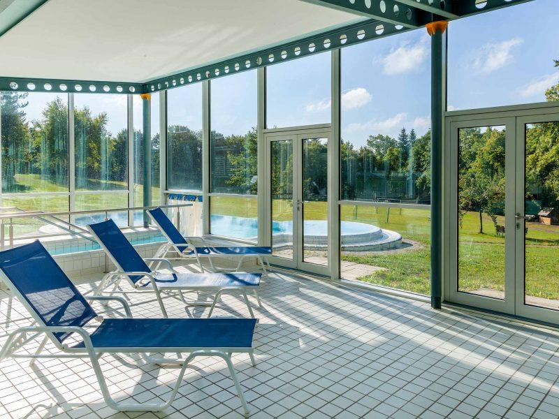 Hotel Schwarzwald Liegestühle