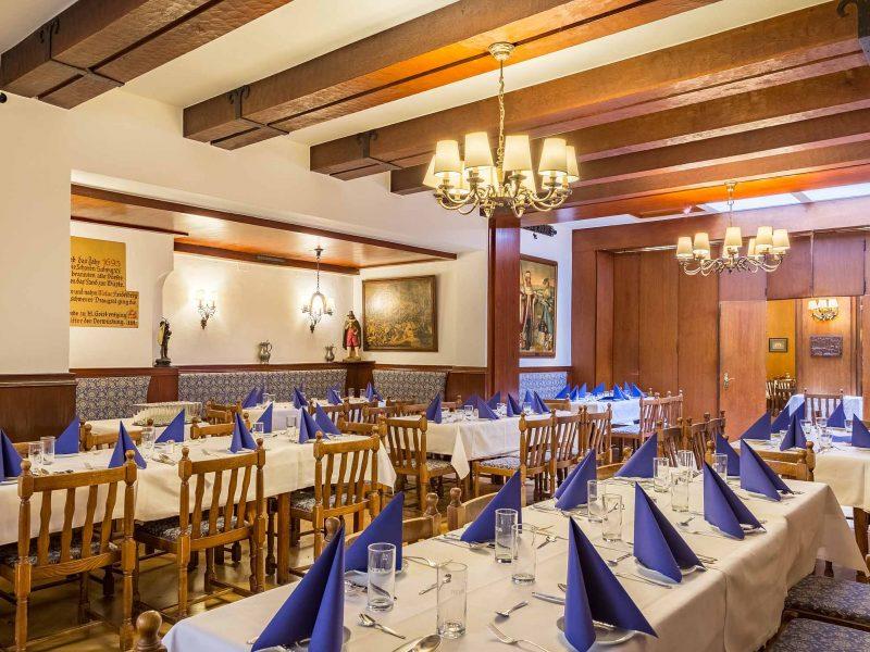 Hotel zum Ritter St. Georg Restaurant