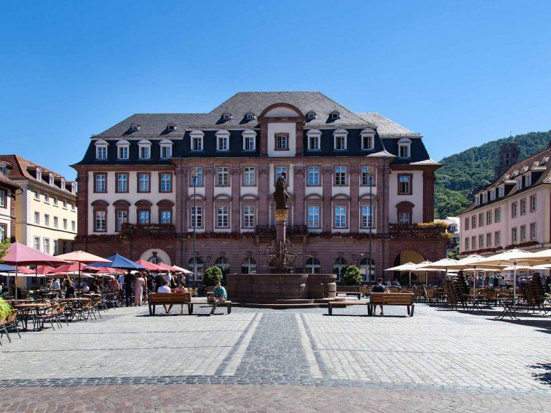 Hotel zum Ritter St. Georg Marktplatz