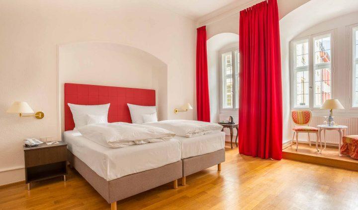 Hotel zum Ritter St. Georg Zimmer