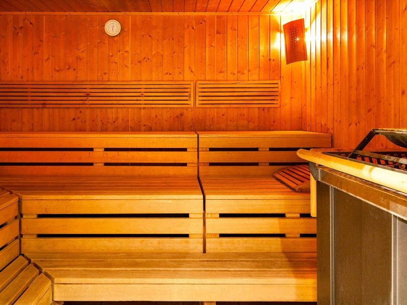 Hotel Ahornhof Sauna