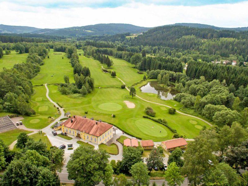 Hotel Ahornhof Golfplatz