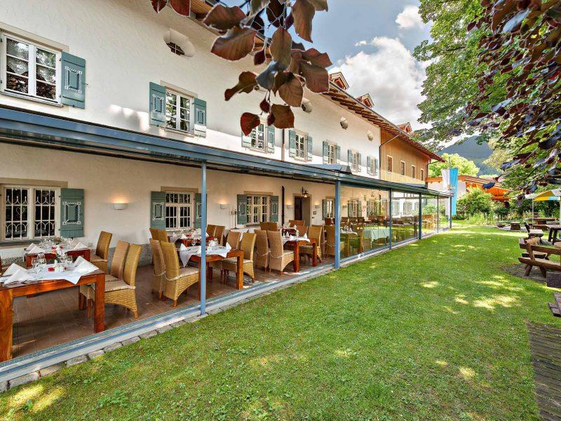 Landgasthof Karner outdoor Restaurant