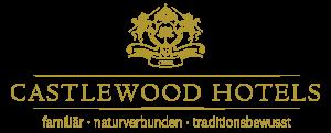 Logo Castlewood gold