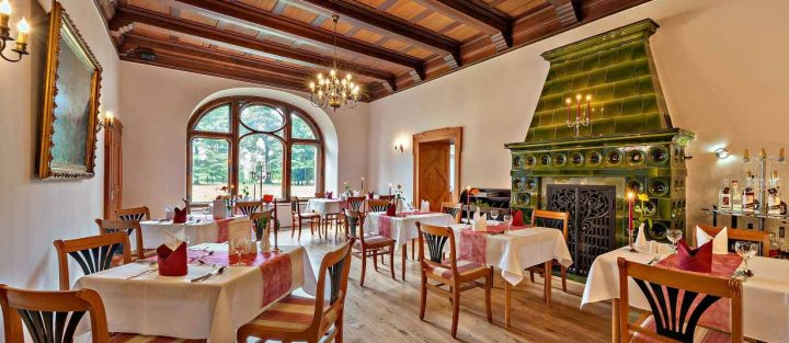 Schlosshotel Althörnitz Restaurant