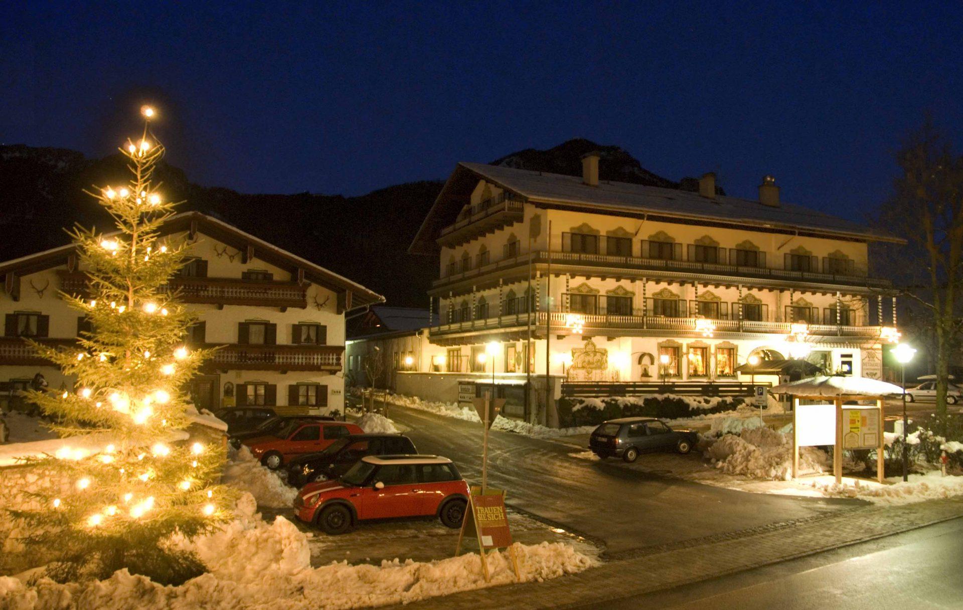Landgasthof Zur Post Nacht