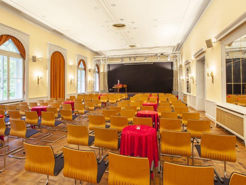 Castlewood Hotels Parksaal