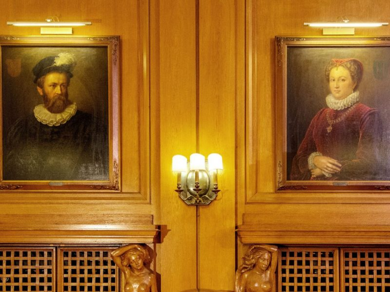 Castlewood Hotels Raum Belier