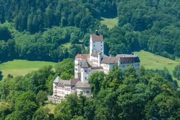 Castlewood Hotels Schloss Hohenaschau