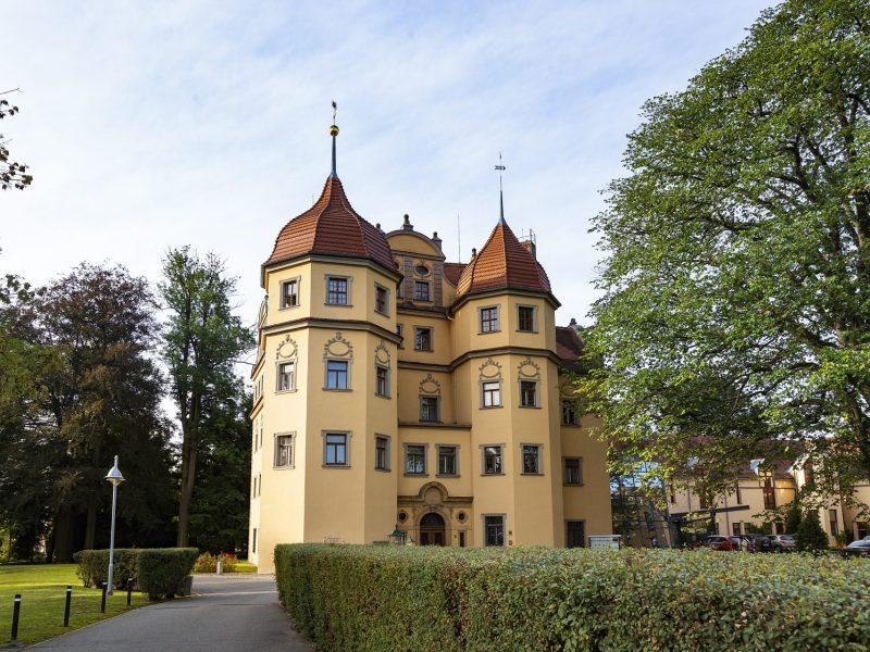 Castlewood Hotels Schlosshotel Althörnitz Fassade