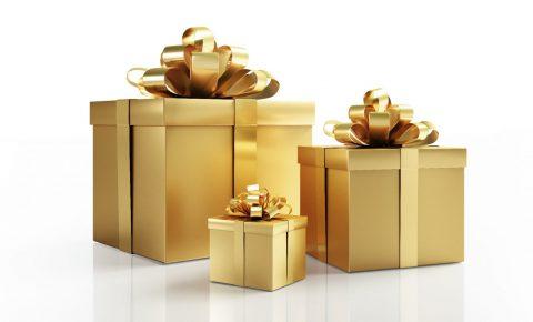 Castlewood Hotels Geschenke