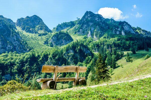 Chiemgauer Alpen Bank